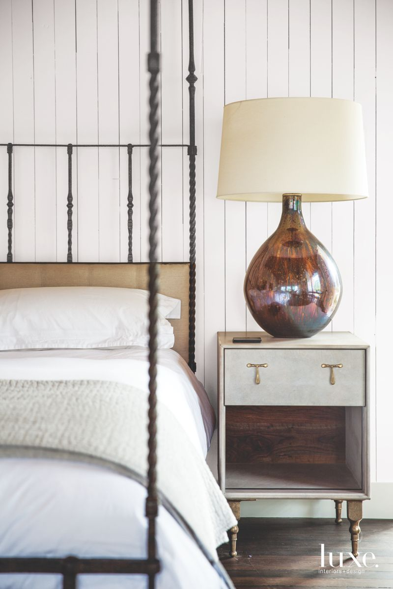 Calistoga Master Bedroom Filled with Custom PIeces