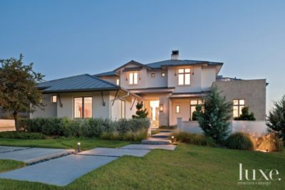 Modern Country Style Home Plans House Design Plans