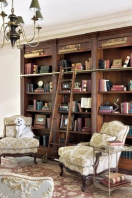 Vallone design elegant office Latte Related Designs My Social Mate Traditional Neutral Study Luxe Interiors Design