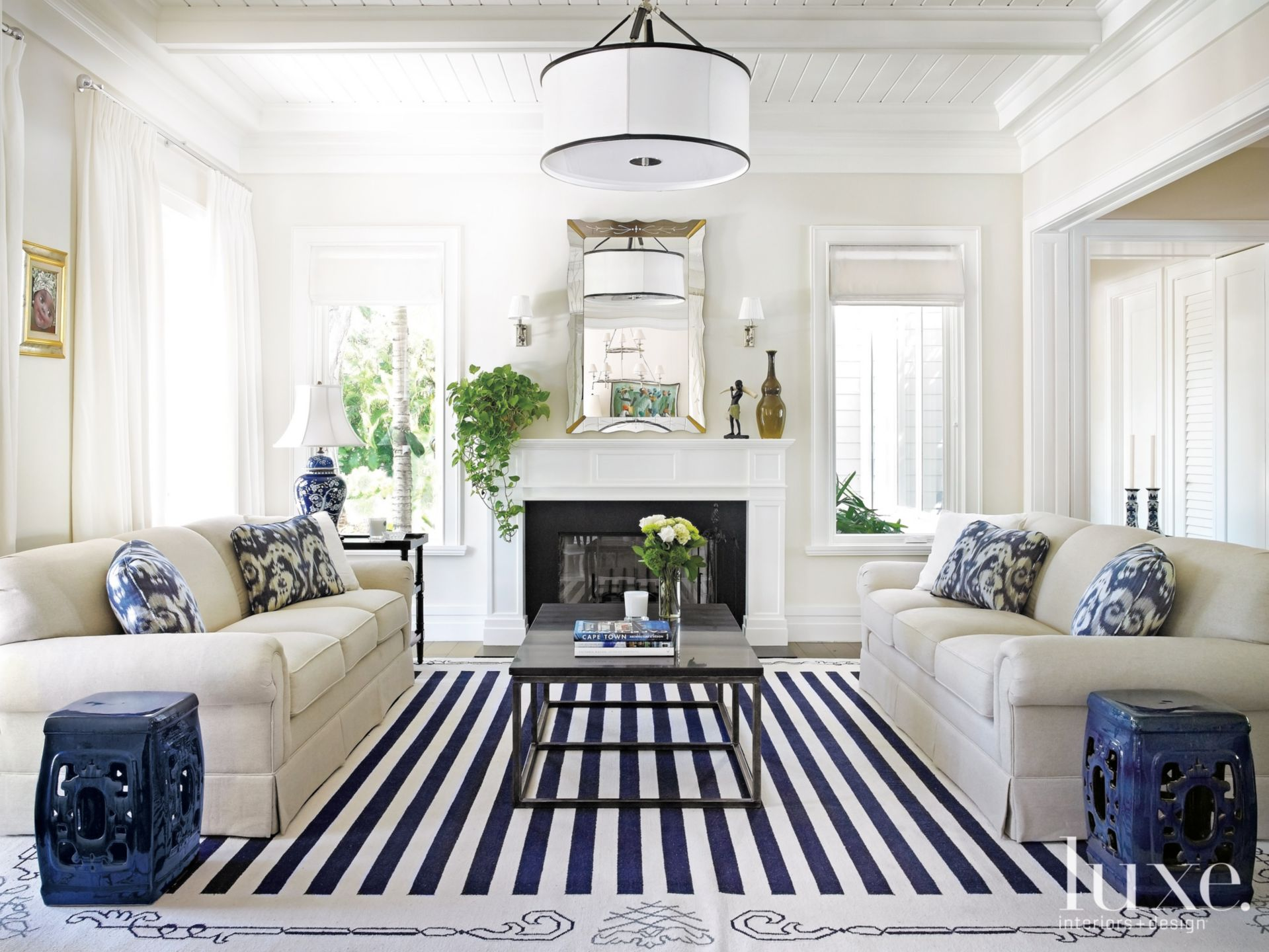 A Transitional Miami Home With Old Florida Style Luxe