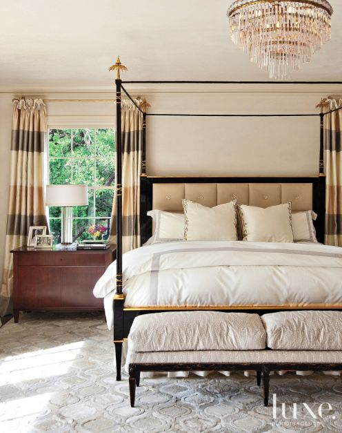 Restored Modern Master Bedroom Luxesource Luxe