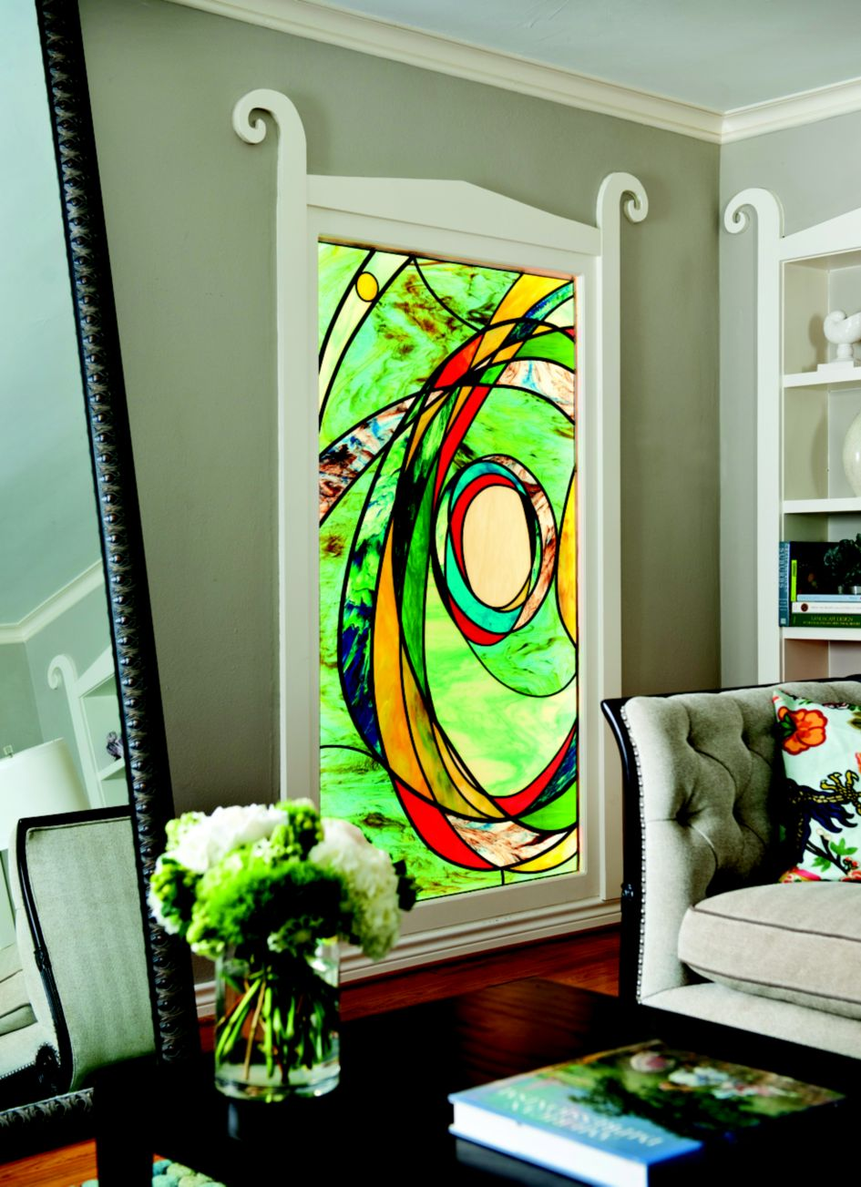 Cast Glass Window By Glasshouse Luxesource Luxe Magazine