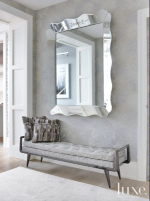 Top 20 LUXE Spaces Seen Across Pinterest | Features   Design Insight From  The Editors Of Luxe Interiors + Design