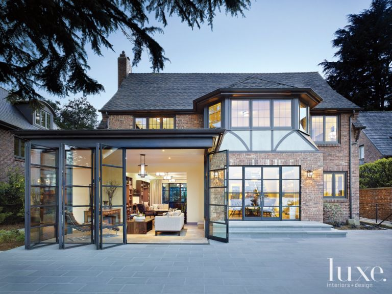 Top 10 Most Por Luxe Homes Of 2017 Features Design Insight From The Editors Interiors