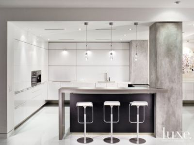 Luxe Interieur Design : Inspiring kitchens baths luxesource luxe magazine the