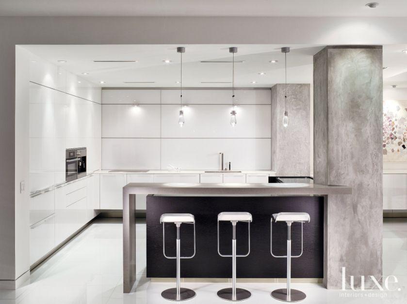 20 inspiring kitchens baths luxesource luxe magazine for Kitchen design 7 x 9