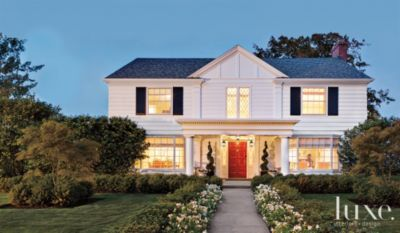 Transitional 1941 Colonial Revival Portland Home