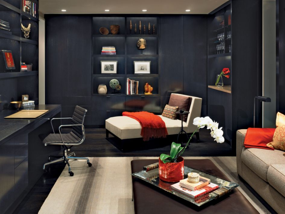 10 Rooms That Prove Black Walls Can Be Beautiful | Features ...
