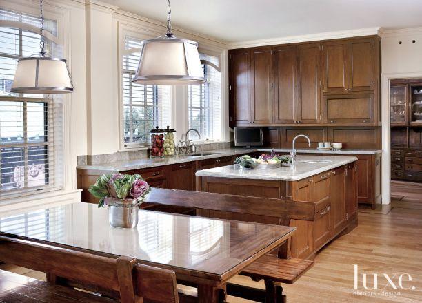 A Classic Kitchen