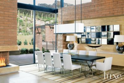 30 Dazzling Dining Room Designs Features Design Insight from the