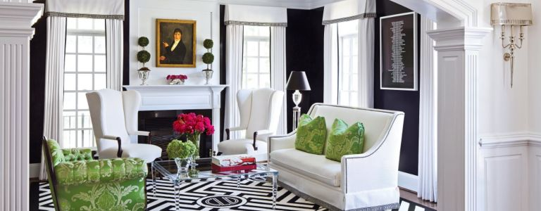 A Transitional Mclean Home with Eclectic Interiors | Features ...