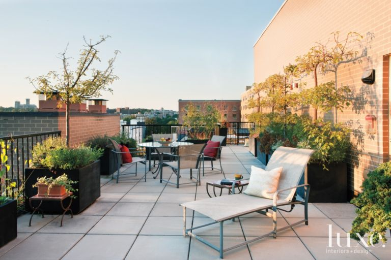 related designs - Rooftop Patio