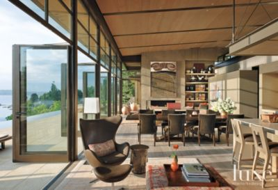 Japanese-Inspired Contemporary Seattle Home & A Contemporary Seattle Home with Japanese-Inspired Landscape ...