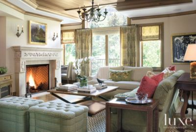 High Quality A Sophisticated Vail Condo