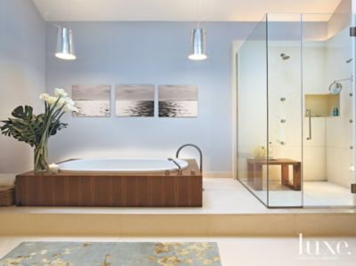 22 Spa Like Master Bathrooms | Features   Design Insight From The Editors  Of Luxe Interiors + Design