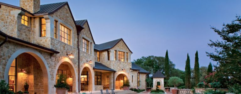 English Country Style Austin Estate Location Tour This House
