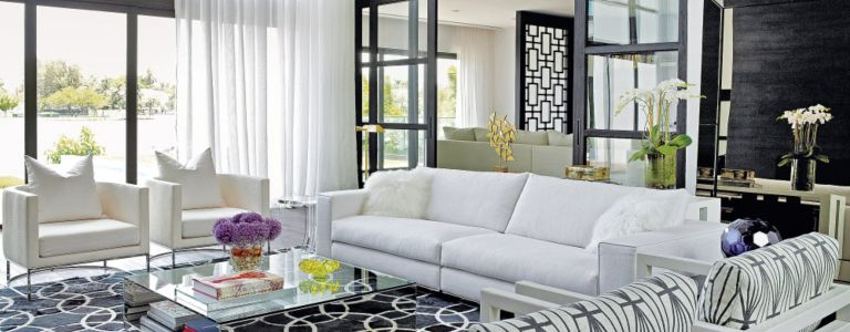 Modern Miami Beach Waterfront Residence