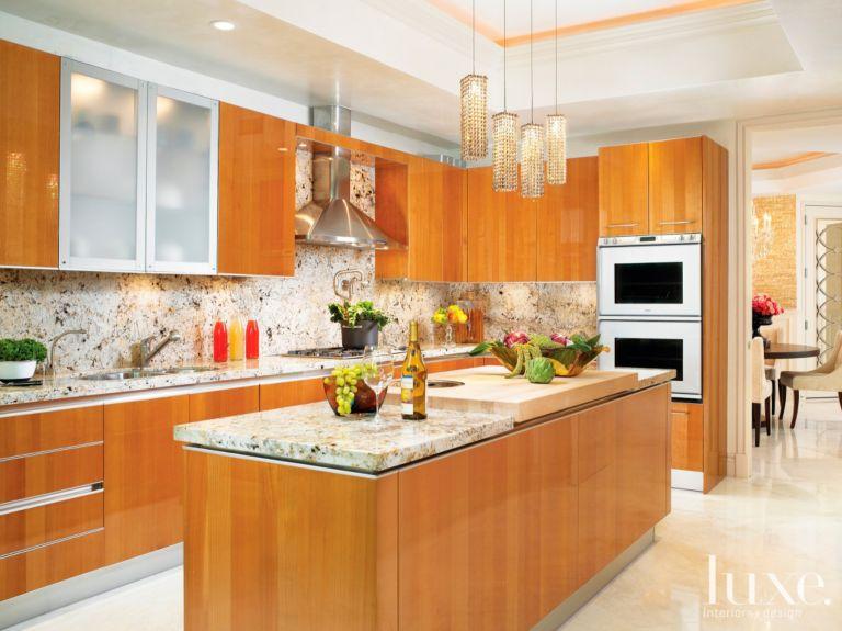high style kitchen luxe interiors design
