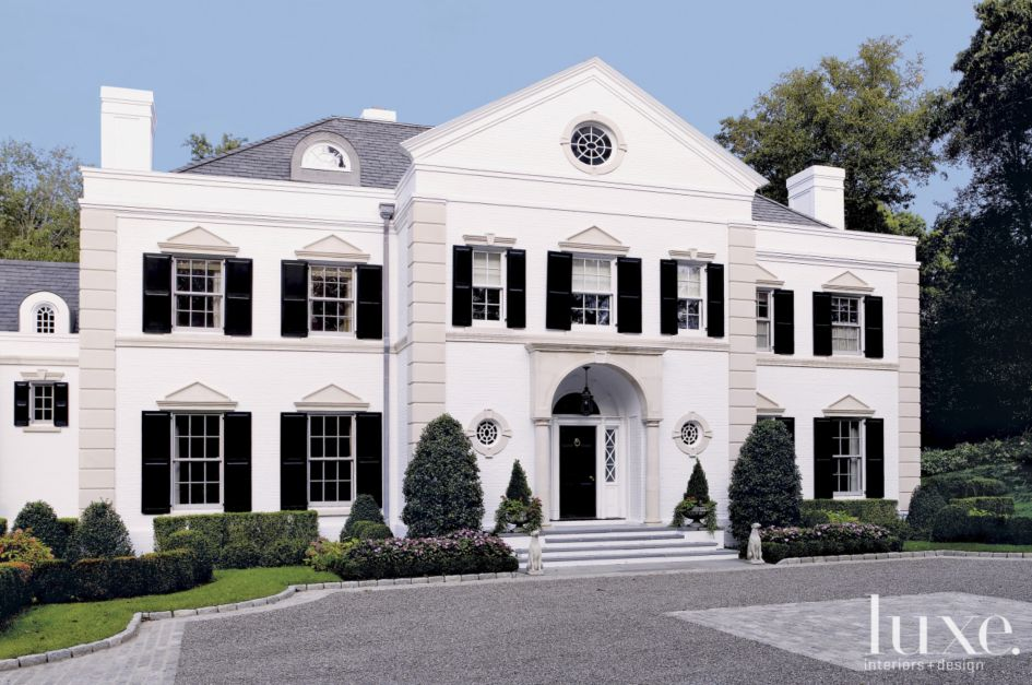 Classic new england home luxe interiors design for Classic new england home designs