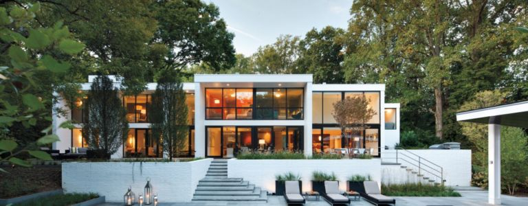 A Midcentury Modern Baltimore Home | Features - Design Insight from ...