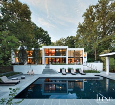 A Midcentury Modern Baltimore Home
