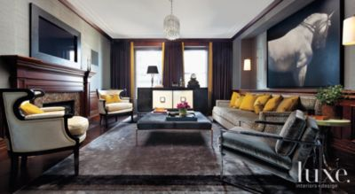 Eclectic Art Deco-Style Chicago Apartment & An Eclectic Chicago Apartment with Art Deco Design | Features ...