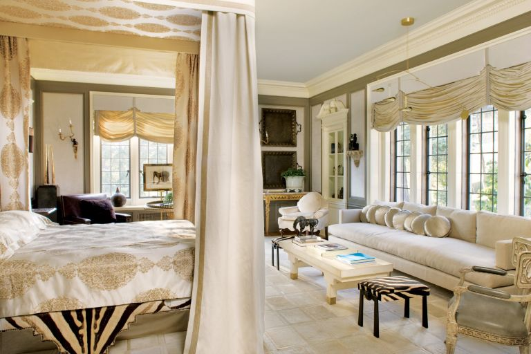 Fantasy Master Bedroom Luxe Interiors Design - Fantasy bedrooms