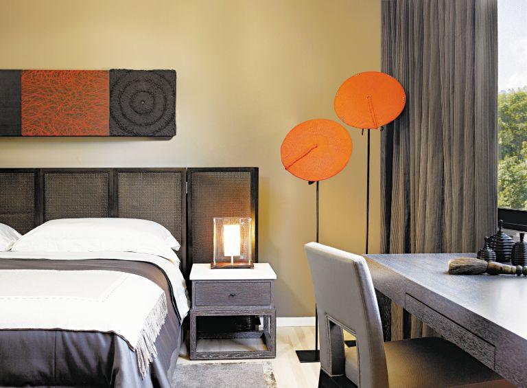 Contemporary Guest Bedroom. Contemporary Guest Bedroom   Luxe Interiors   Design