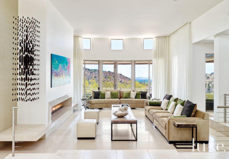 Modern Interior Design Scottsdale