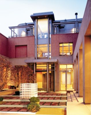 Related Designs & Urban-Style Modern Exterior - Luxe Interiors + Design