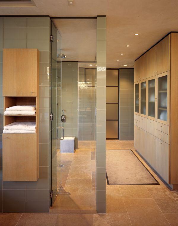 The Limestone Floors And Rift Sawn White Oak Millwork Warm