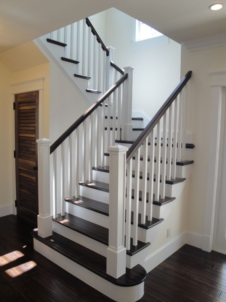 Craftsman Style Staircase Luource Luxe Magazine The Luxury Home Redefined