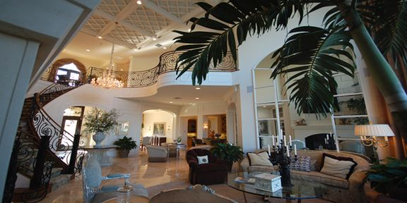 Model Home The Chateau At The Oaks Boca Raton Fl Luxe