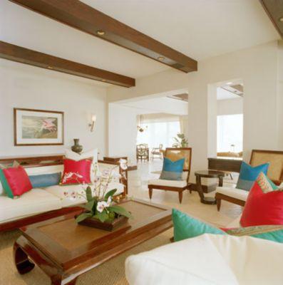 Fisher Island British West Indies Living Room. Clean Lines, British West  Indies Furniture, Antique   Luxe Interiors + Design