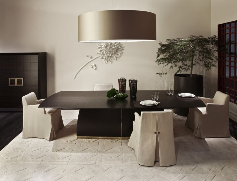 ZEN DINING TABLE Amp JOSEPHINE CHAIRS By KENZO MAISON