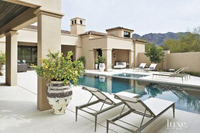 Spa Like Mediterranean Scottsdale Home. Location: Arizona
