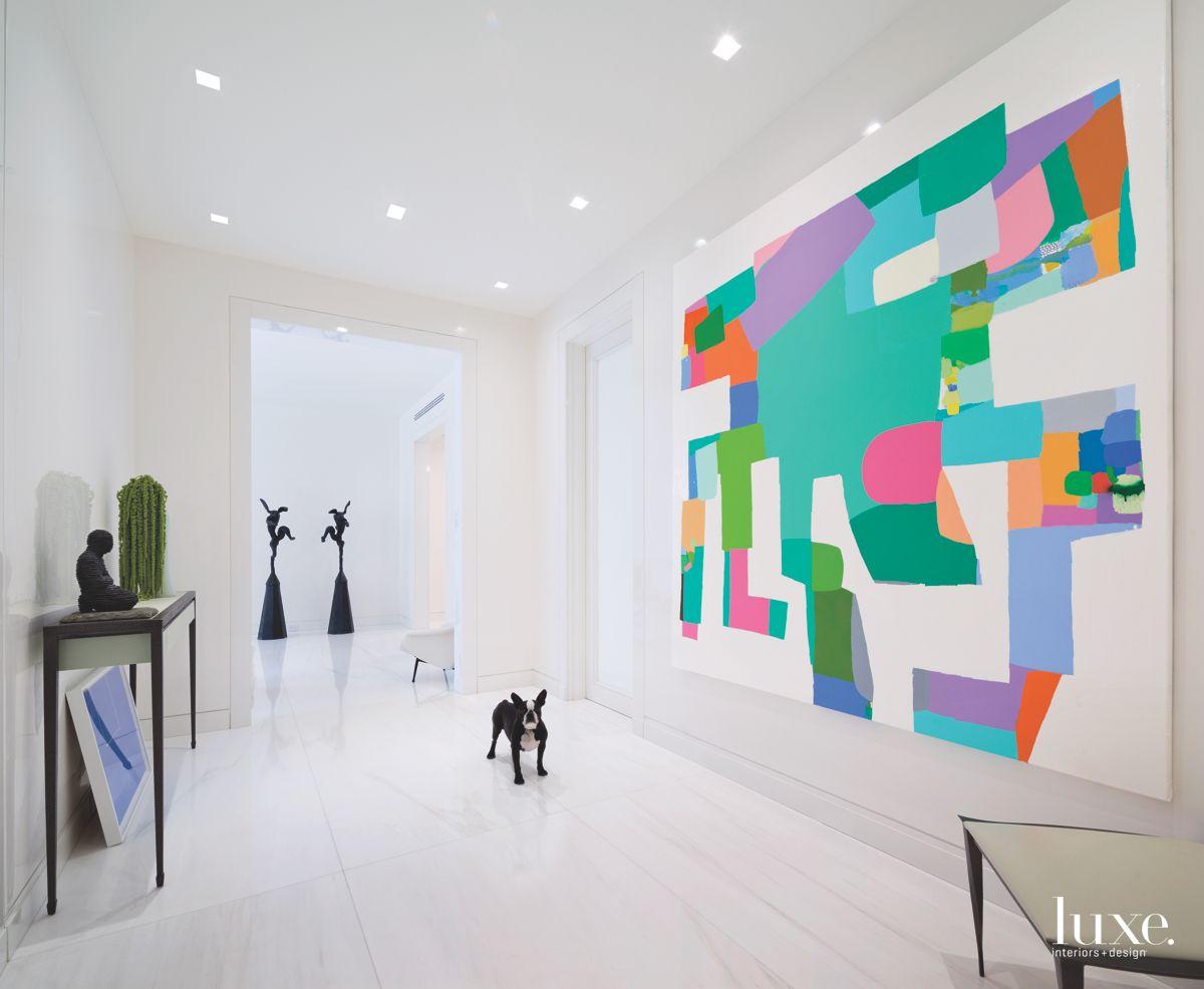Art Show in Manhattan