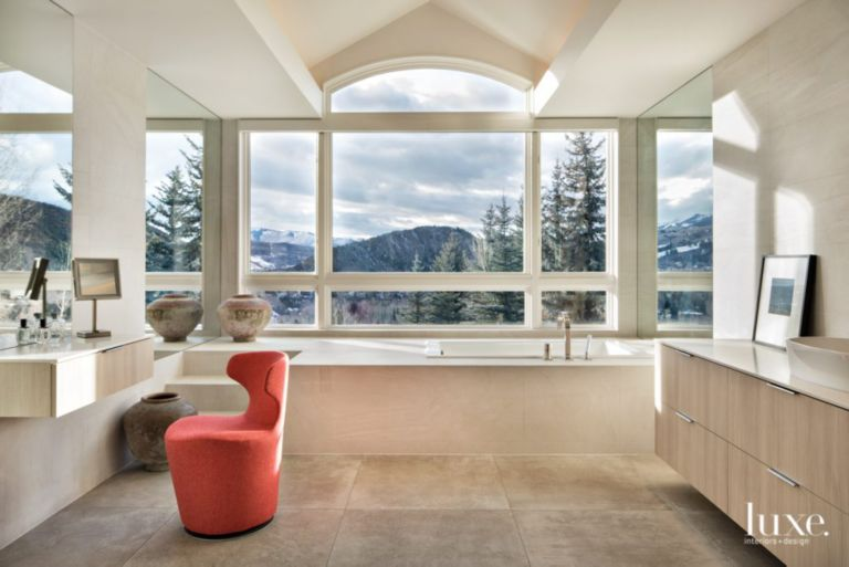 An Aspen Duo Renovates With A Modern Outlook In Mind - Luxe