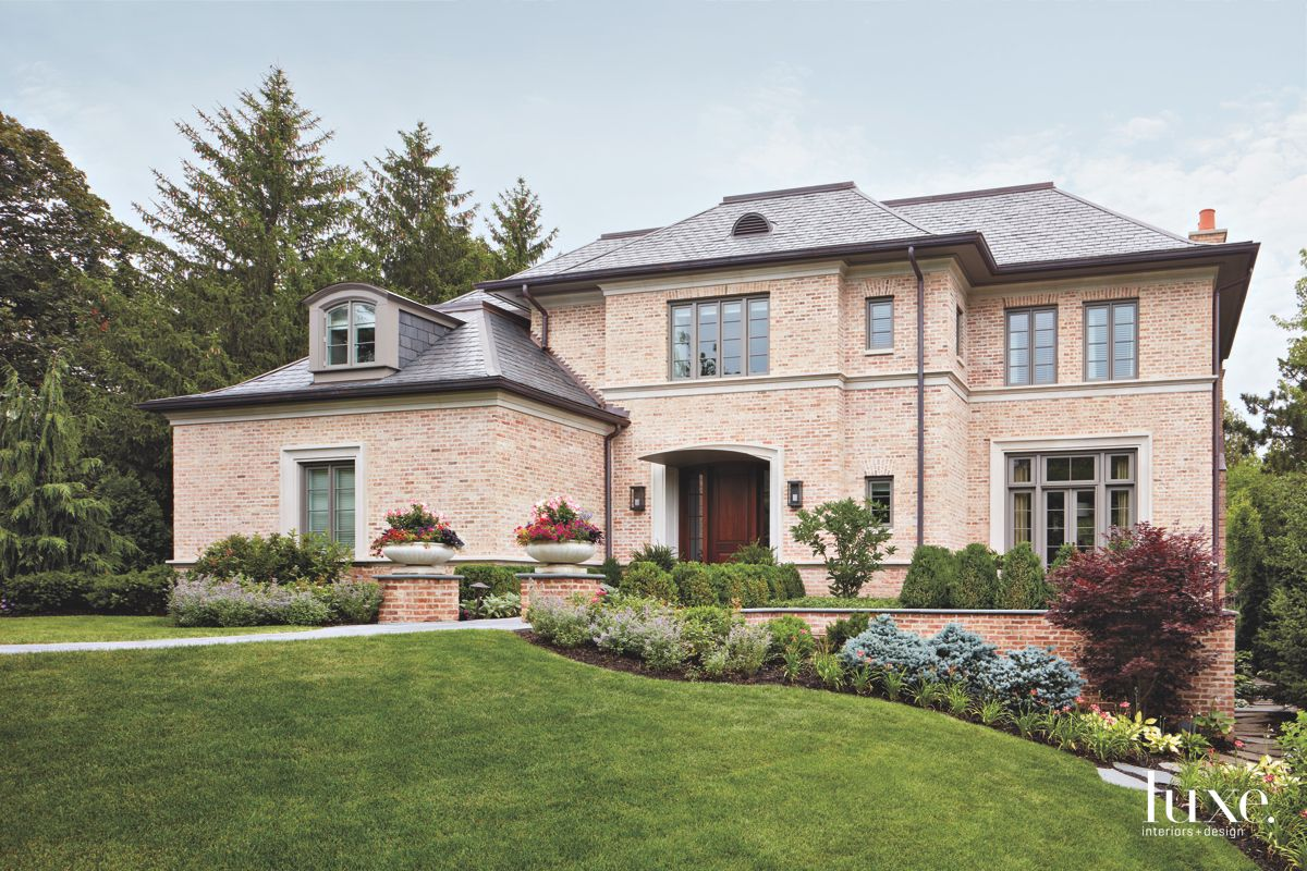 Casual Elegance in Hinsdale, Chicago