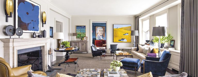 Colorful Eclectic Gold Coast Apartment