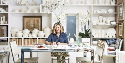 Bon The Designer: Tracey Boyd | Features   Design Insight From The Editors Of  Luxe Interiors + Design
