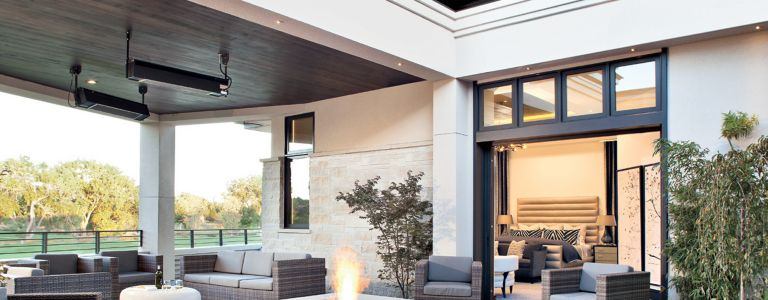 A Contemporary Indoor Outdoor Denver Home