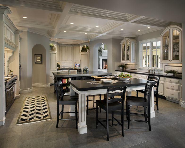 calvis wyant biltmore estate kitchen overall luxe interiors design
