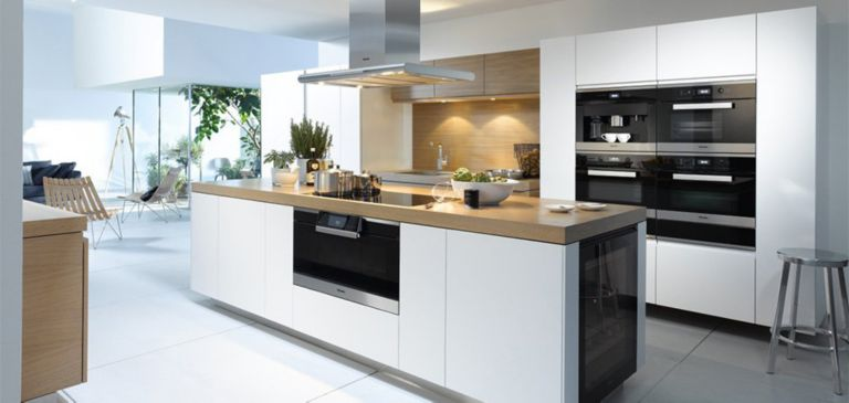 Drimmers Appliances MIELE WHITE KITCHEN | LuxeSource | Luxe Magazine ...
