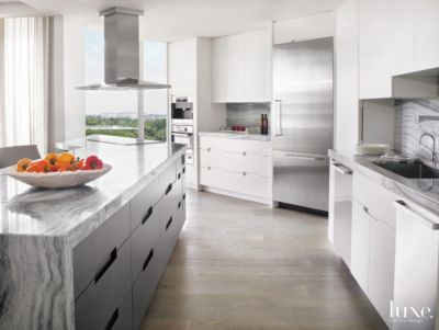 50 Sleek White Kitchens | Features   Design Insight From The Editors Of  Luxe Interiors + Design