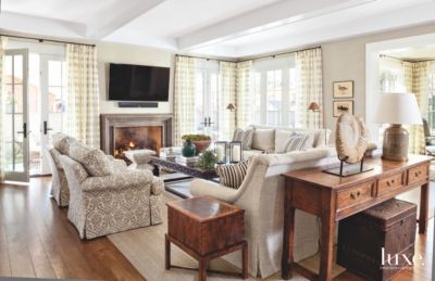 Ready For A Change Of Pace, A Colorado Couple Opts For Comfort And Class