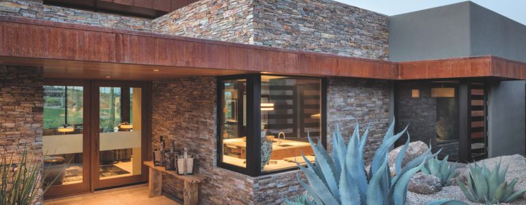 A Scottsdale Desert Home Features Moody Glamour | Features - Design ...