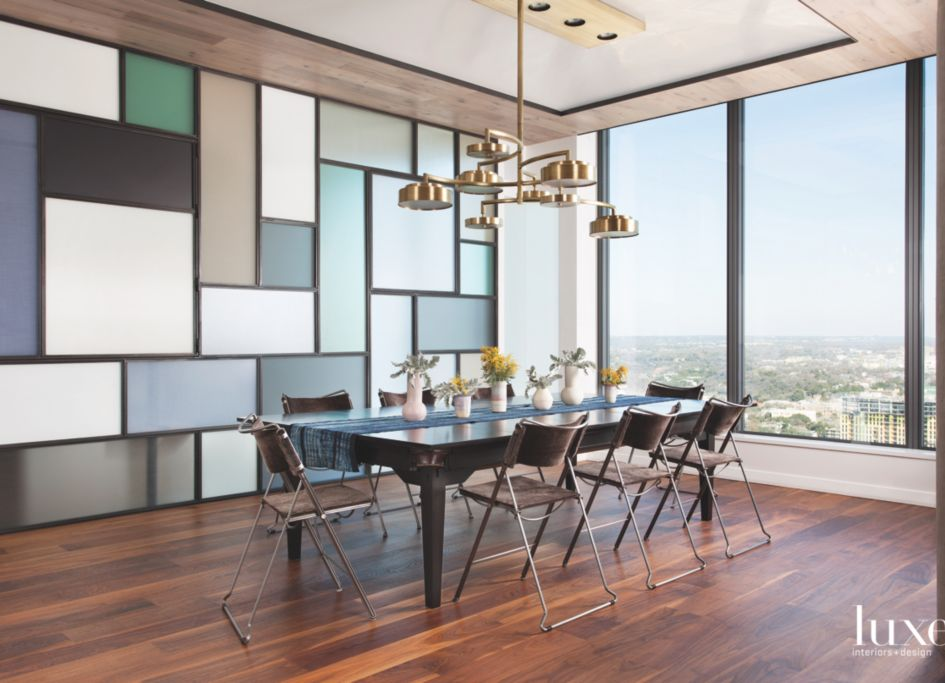 An Austin High-Rise Abode has Sky High Style | Features