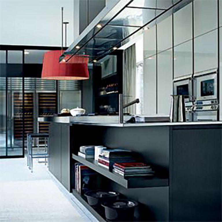 Kitchen by Poliform Houston - Luxe Interiors + Design