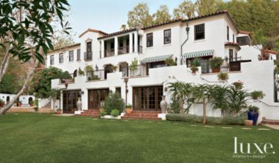 white spanish style front elevation luxesource luxe magazine rh luxesource com